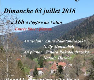 Zavakanto Valtin Concert 2016