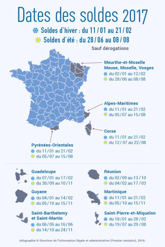 Vosges les soldes d butent ce lundi 2 janvier 2017 saint di info - Les soldes janvier 2017 ...
