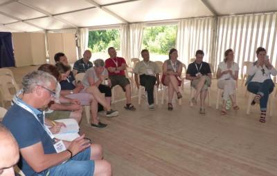 Rencontres par ateliers pour les adhérents du CJD.