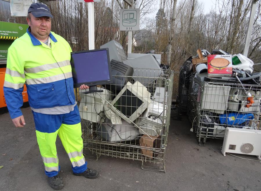 Collectes d'ordures ménagères et gros objets