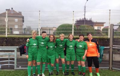 Equipe_Football_Féminin_Sainte-Marguerite