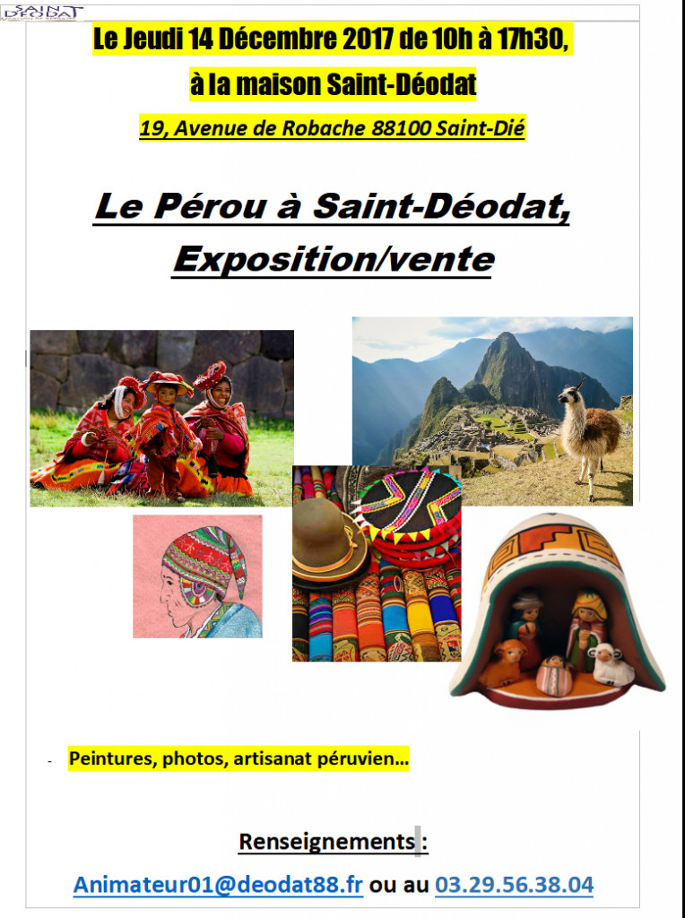 Pérou_Saint-Déodat