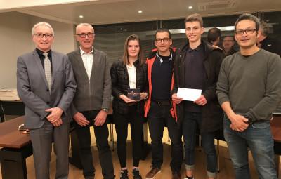 Récompense_UNSS_Lycée_Baumont