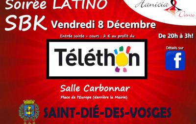 Soirée_Latino_Téléthon