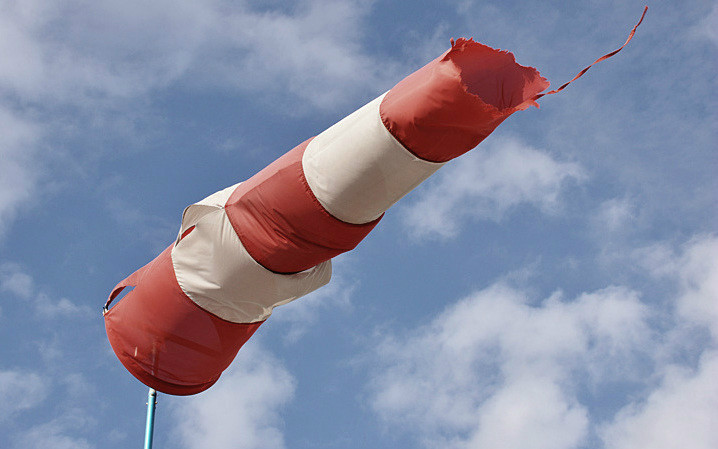 Des vents jusqu'à 140 km/h ont soufflé sur les Vosges