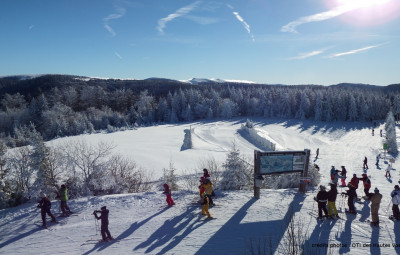 Vosges_Ski