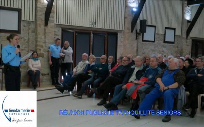Anould_Réunion_Tranquilité_Séniors_Gendarmerie
