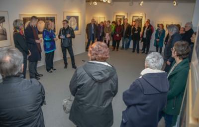 Vernissage de l'exposition _Bâtisseurs d'embellies_-5