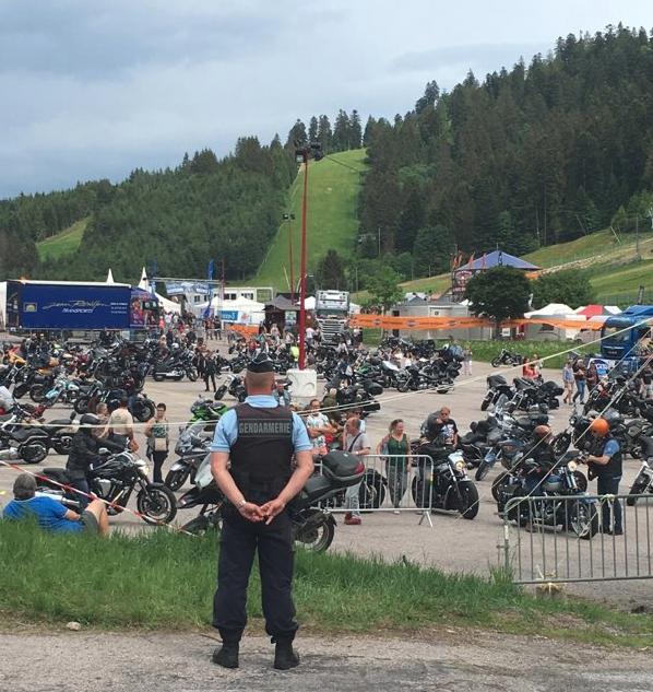 Gendarmerie_Vosges_Motordays_Gérardmer (2)