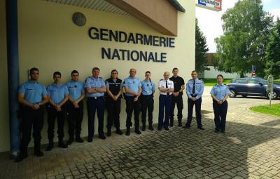 Directeur_Personnels_Militaires_Rencontre_Gendarmes_Vosgiens