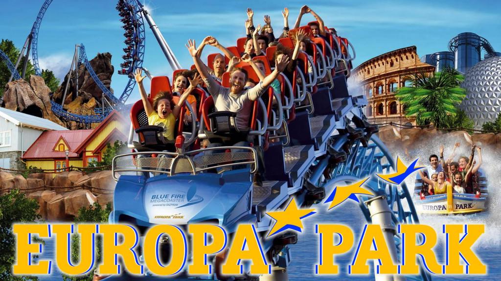photo europa park été