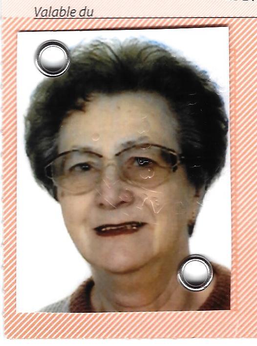 Anould – Décès de madame Alice Flayeux