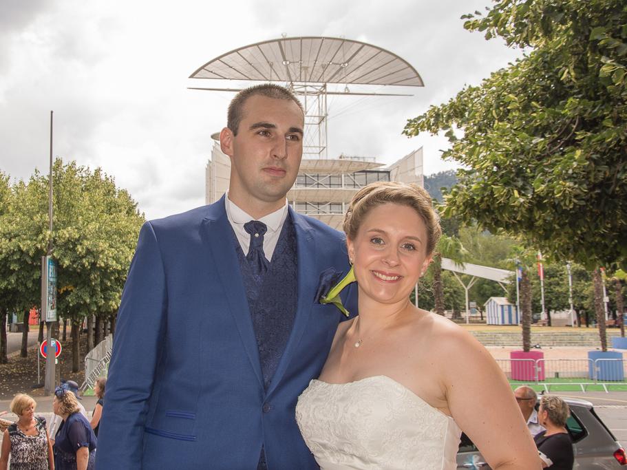 Mariage : Thibaut et Amélie