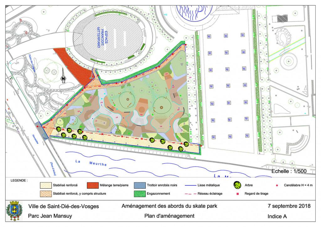 DCE -Plan Aménagement des abords du skate park-page-001