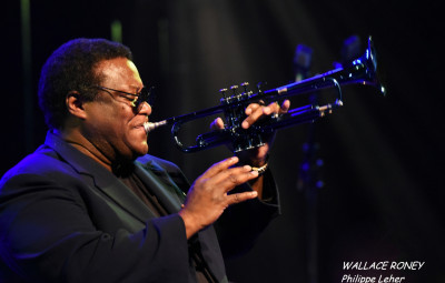 Wallace Roney  - Photo Philippe Leher expo NJP 2017 à la Nef