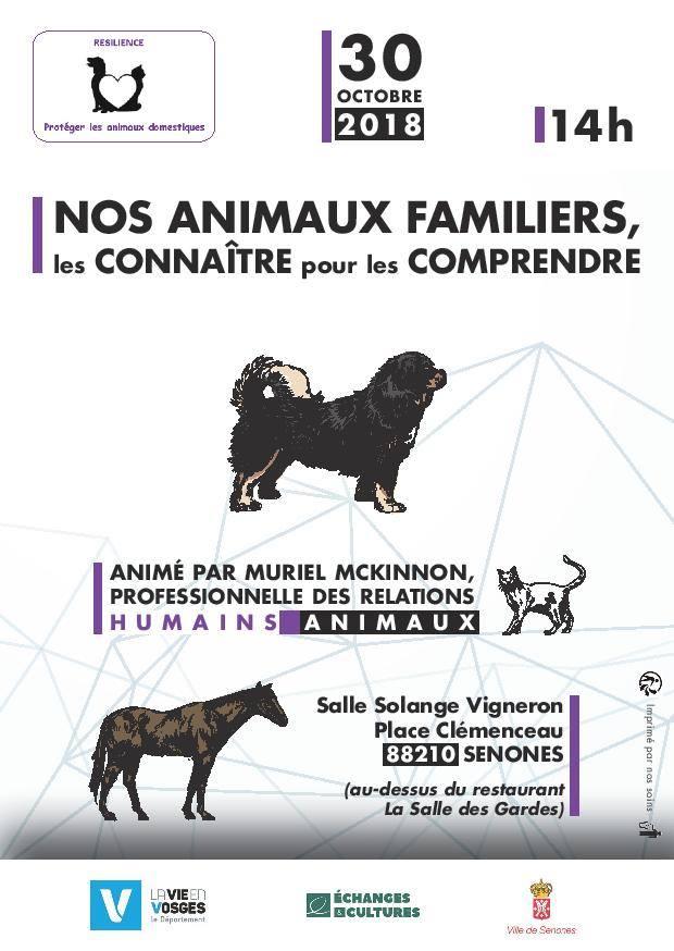 Senones-Conférence_Connaître_Animaux_Familiers