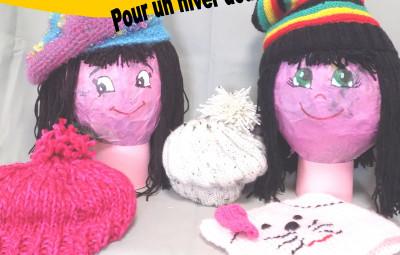 Vente_Bonnets_L'Envolée_EHPAD_Foucharupt
