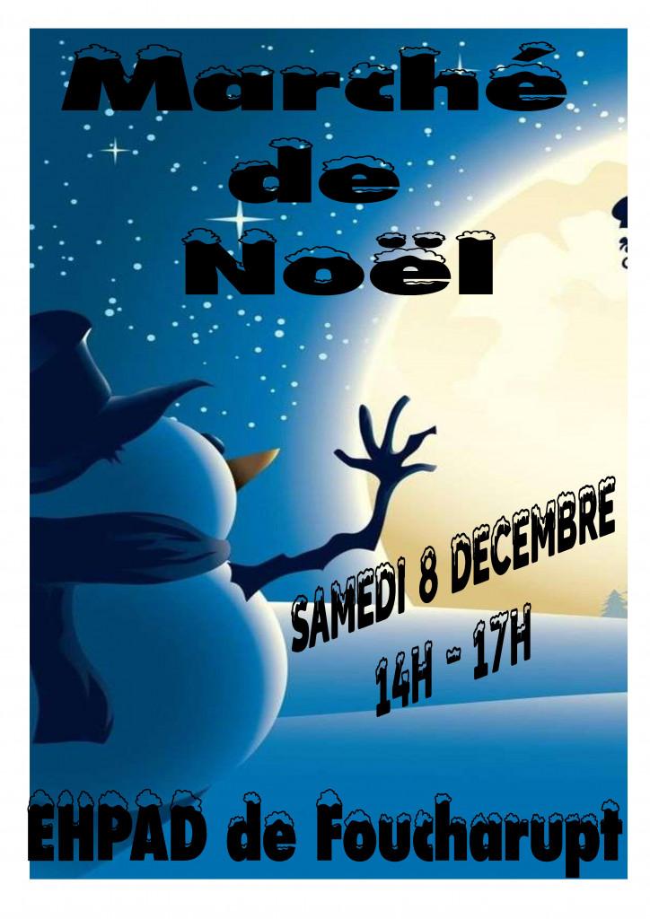 Marché_Noël_EHPAD_Foucharupt