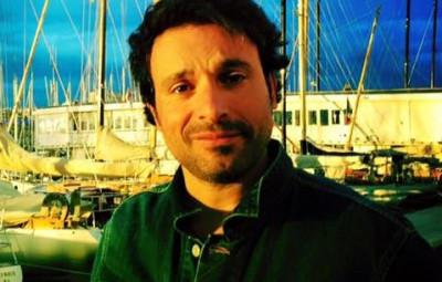 Bruno_Salomone_sur_le_Vieux_Port