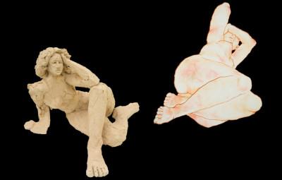 Exposition_CEPAGRAP_Croquis_Sculpture