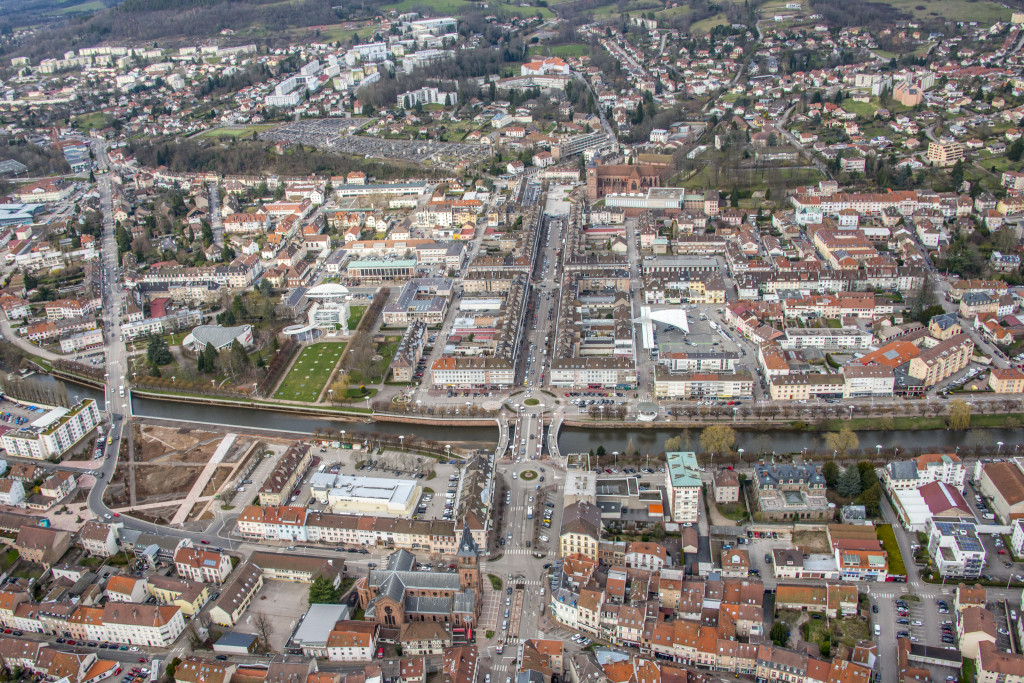 Photographies aériennes SDDV