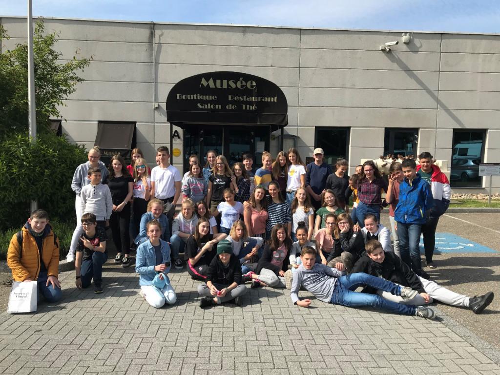 Collège_Souhait_Echange_Menden_Allemagne