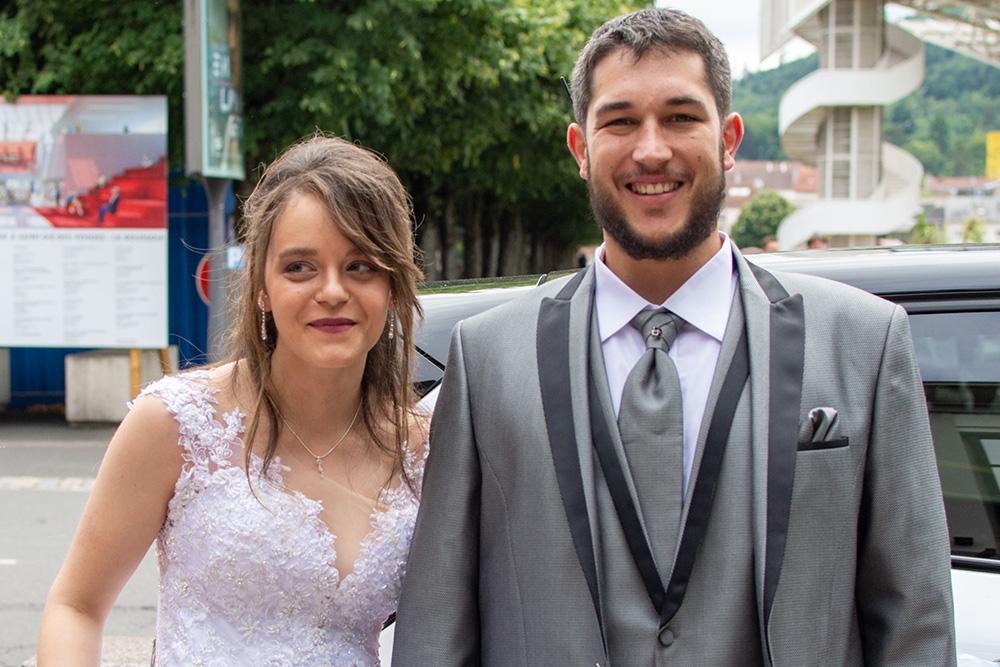 Mariage : Alexandre et Tugba