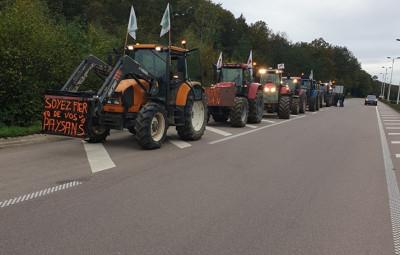 agriculteurs-manifestation