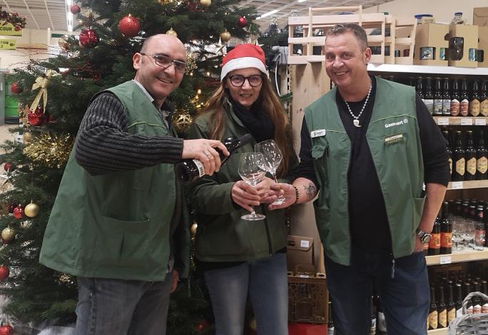 L'esprit de Noël arrive chez Gamm Vert!
