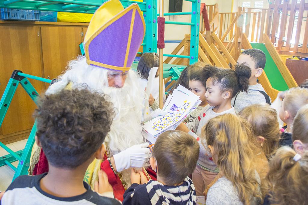 «Ô grand Saint-Nicolas, patron des écoliers»
