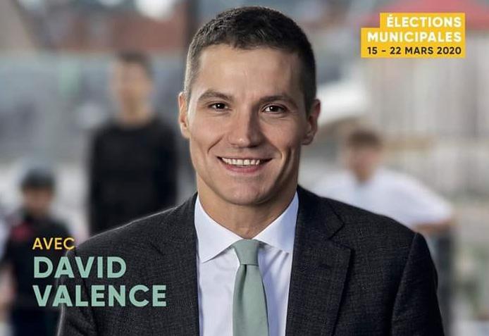 Elections municipales : David Valence présentera sa liste demain mardi