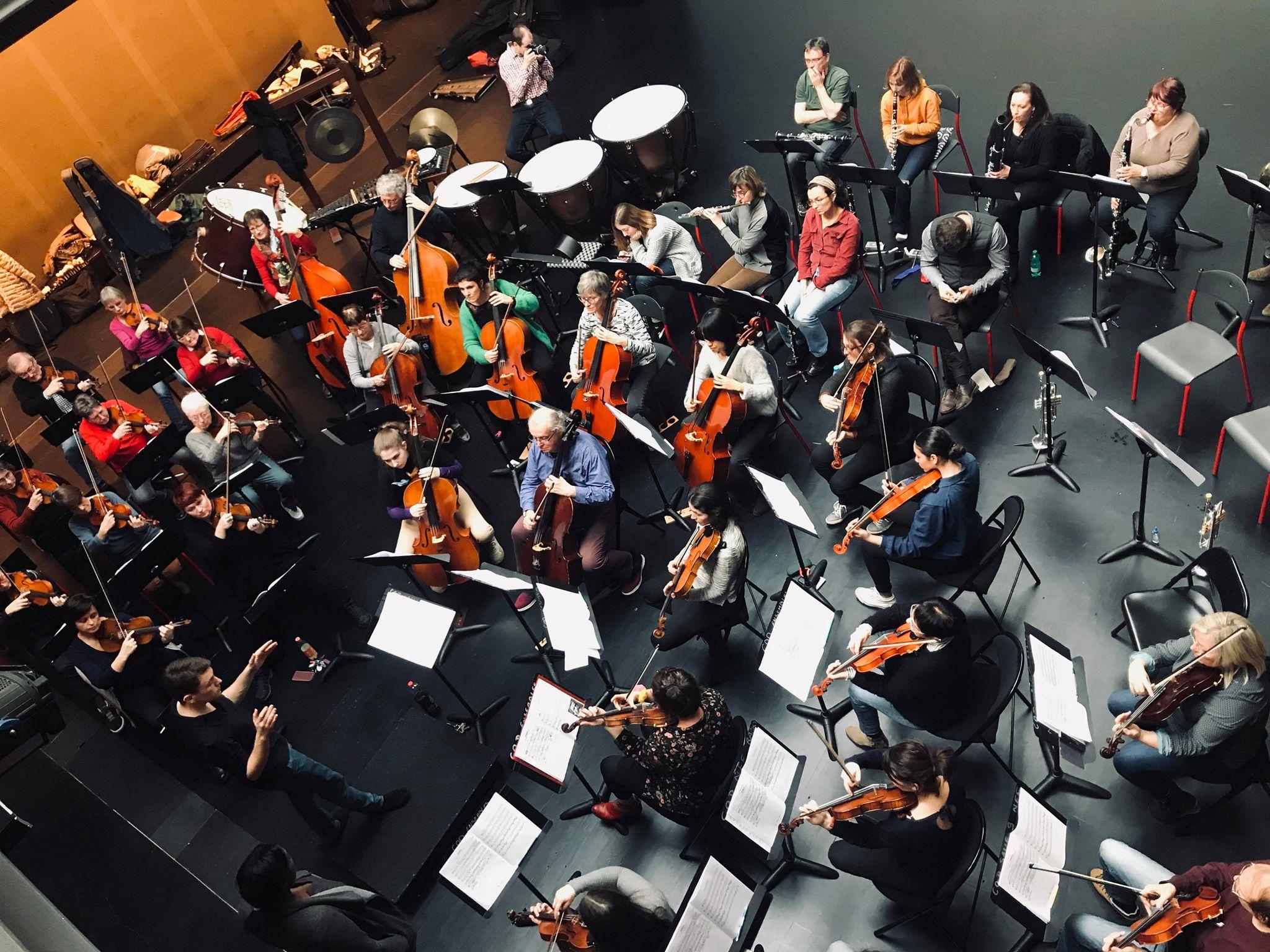 L'Orchestre Symphonique de Saint-Dié-des-Vosges présente Festiv'Opéra