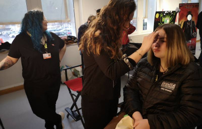 Make-up-forever-academy-festival-de-Gérardmer-2