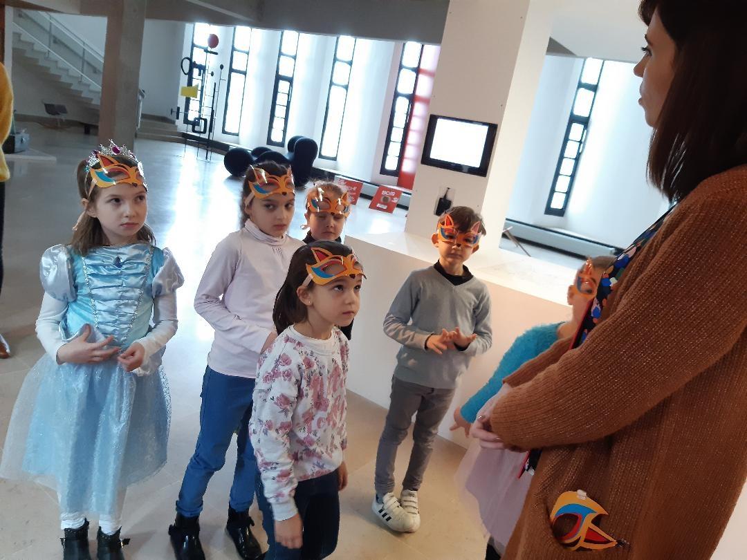 Carnaval animalier au musée Pierre-Noël