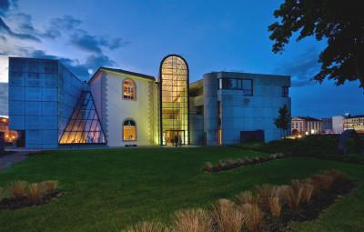 Muséeetjardinaucrépuscule