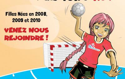SDV_Handball_Recrutement_Féminin