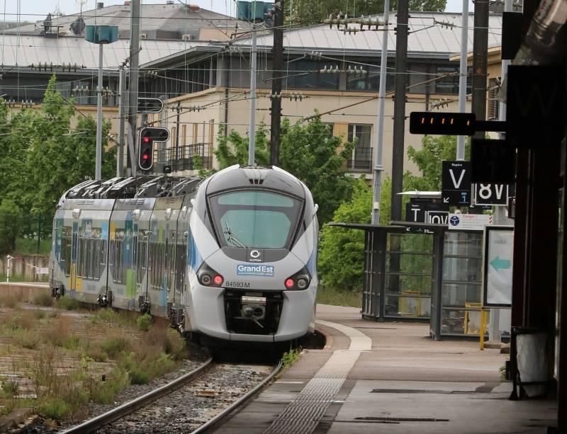 train-region
