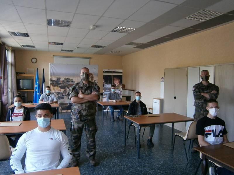 Armée de terre : recrutement post confinement !