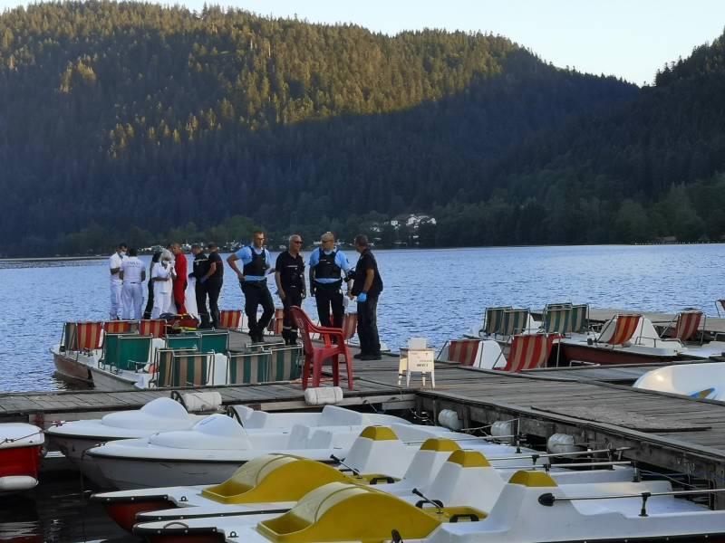 Noyade au lac de Xonrupt-Longemer : le jeune alsacien n'a pas survécu malgré l'intervention des secours