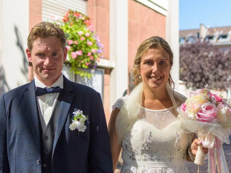 Mariage – Marie-Josée et Nicolas