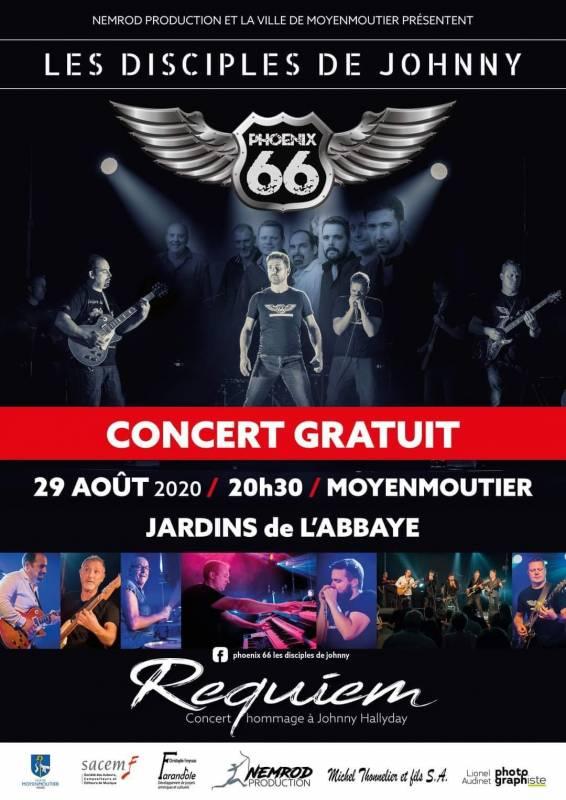 concert Phoenix 66 - Moyenmoutier