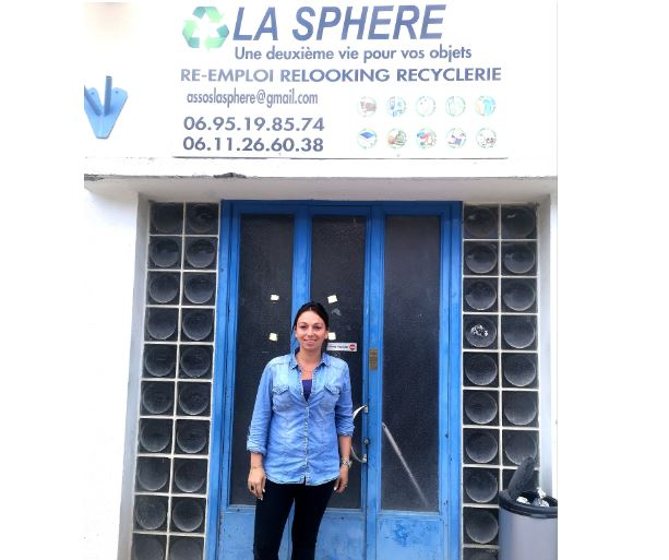 la sphère photo