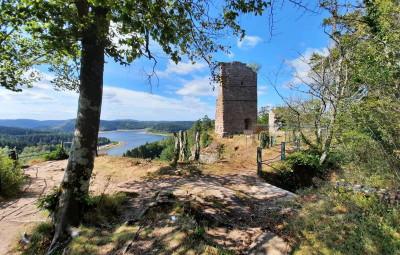 château de Pierre-Percée