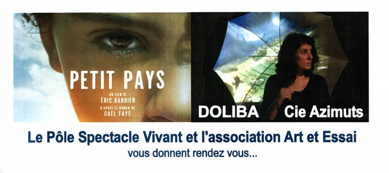 Projection du film « Petits Pays » et spectacle vivant « Doliban »