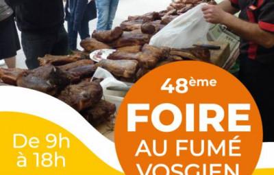 Plainfaing-Foire_Fumé_Vosgien