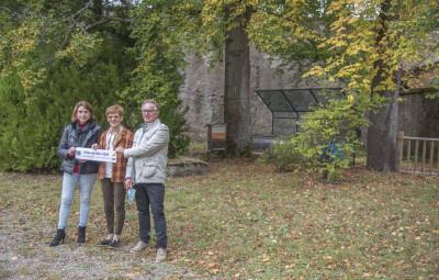 Ruches parc de la Médiathèque Saint-Dié-des-Vosges primée Villes de Miel -20