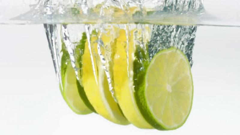 citrons-eau