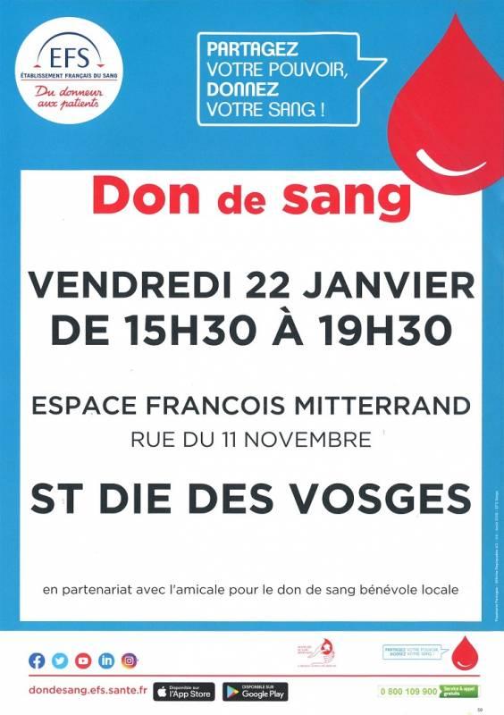 Don de sang - affiche SDDV 22jan2021 OK_