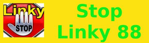 Stop Linky 88 logo