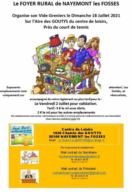 Vide-Greniers_Foyer_Rural_Nayemont-les-Fosses